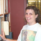 JeanMarie Martello is SLCHA's Archives Manager